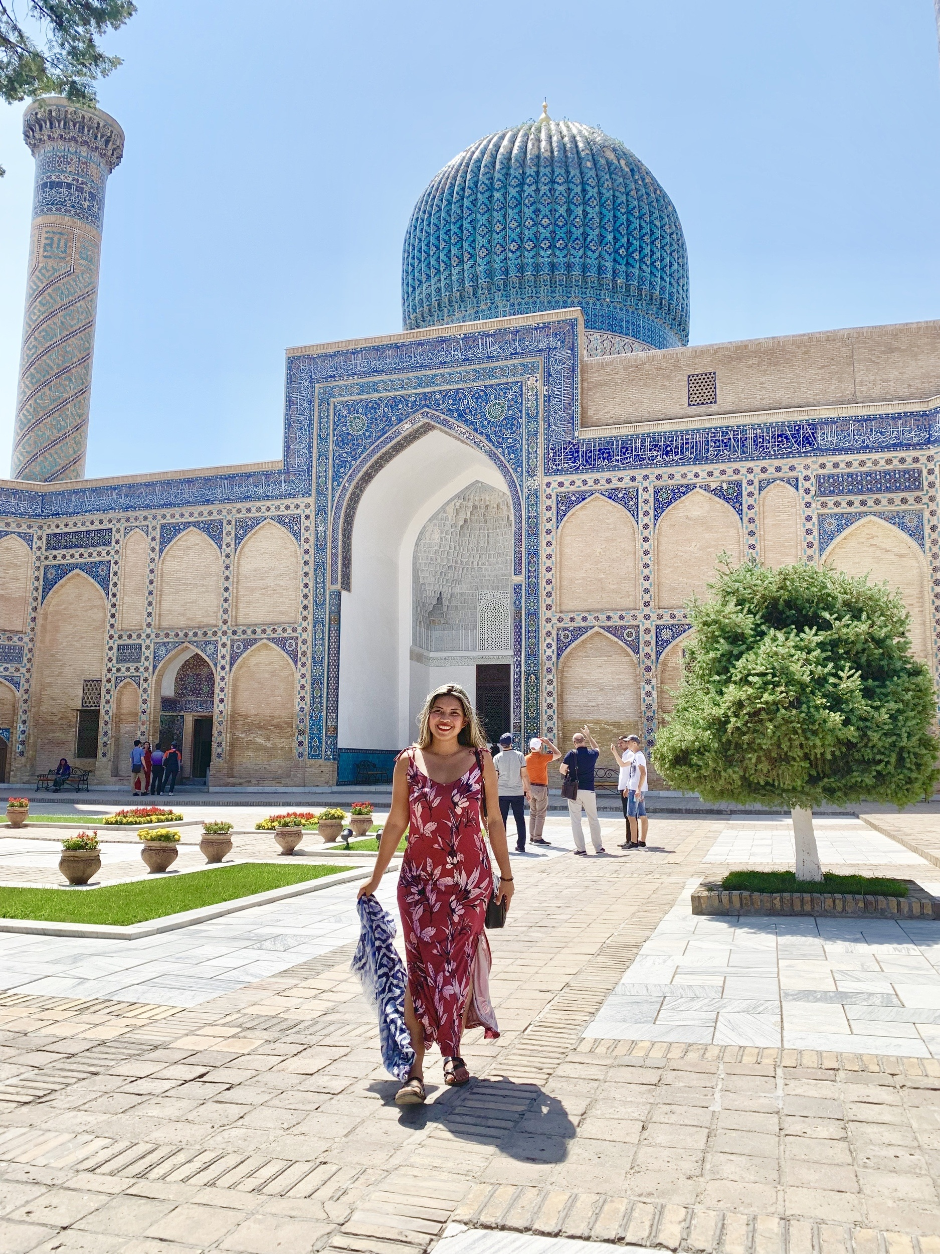 Things to do in Samarkand, Uzbekistan2