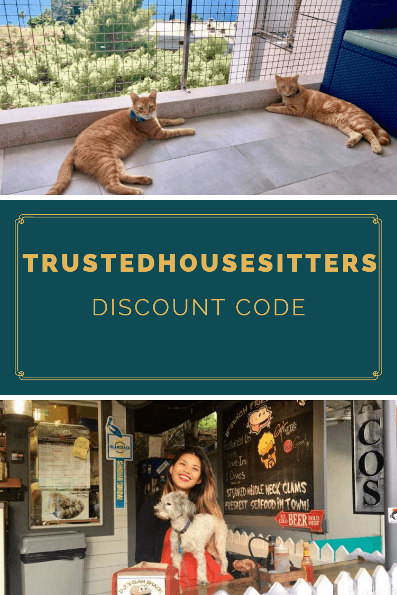 TrustedHousesitters Discount Code1