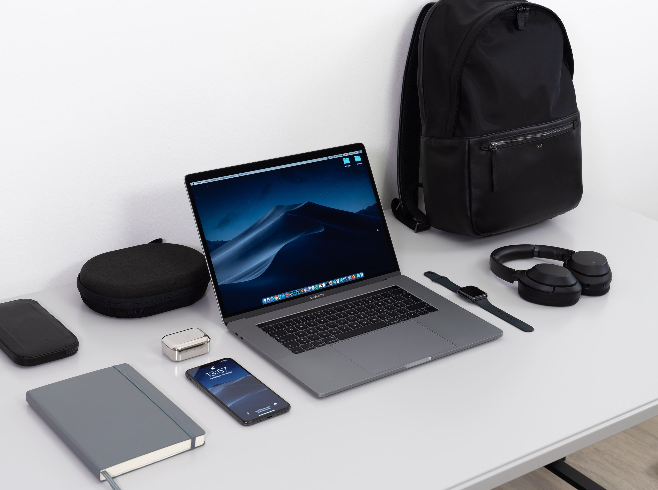 10 Backpack with a Laptop Compartment Suitable for Traveling