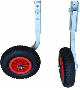 8 Best Dinghy Wheels You Can Choose to Move Your Dinghy Easily 4