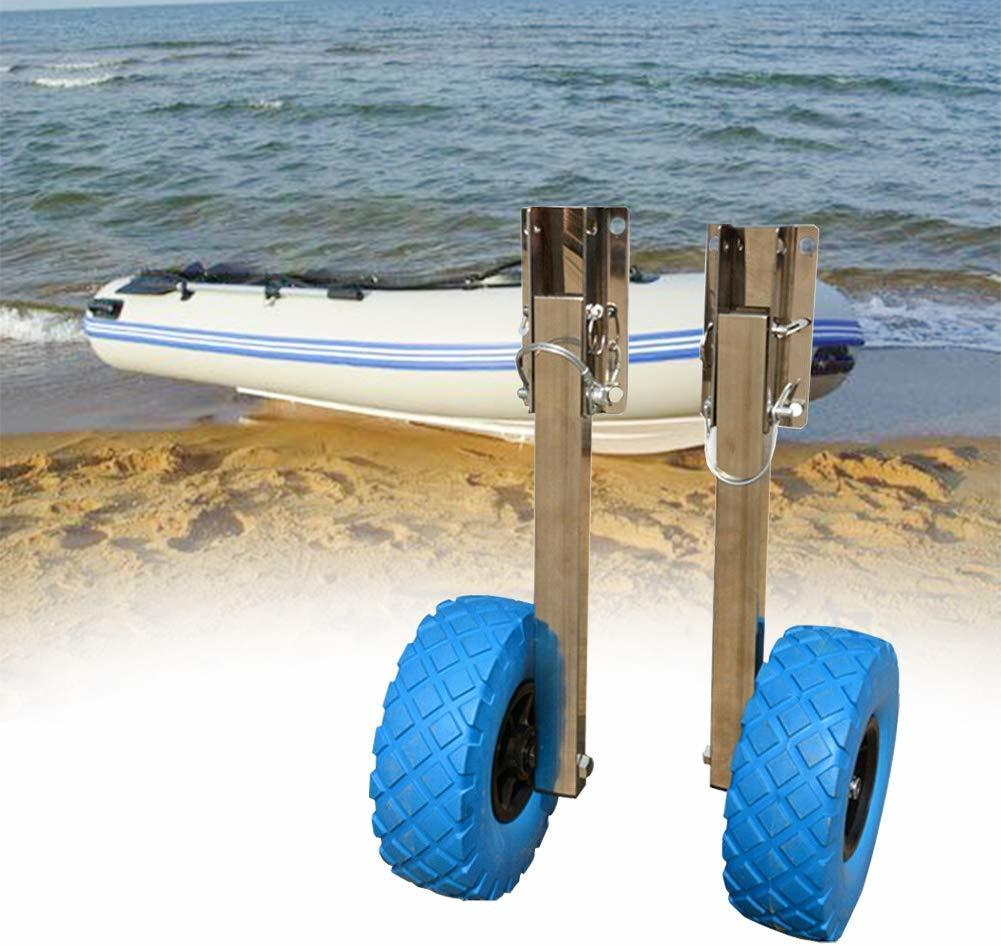 8 Best Dinghy Wheels You Can Choose to Move Your Dinghy Easily 5