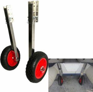 8 Best Dinghy Wheels You Can Choose to Move Your Dinghy Easily 8