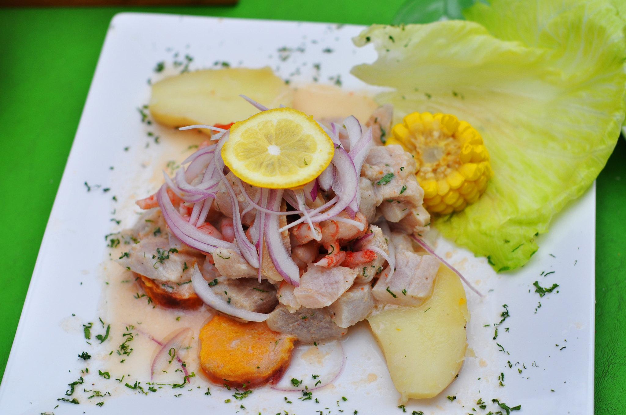Best Local Food in Peru