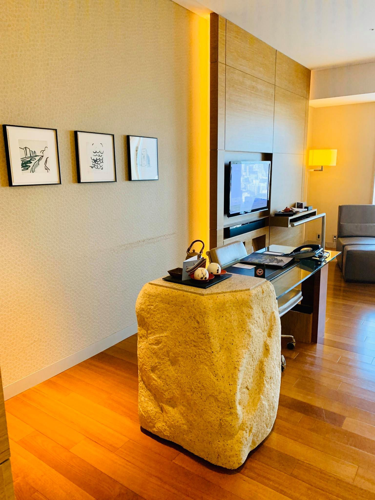 My Luxury Hotel Experience with InterContinental Osaka
