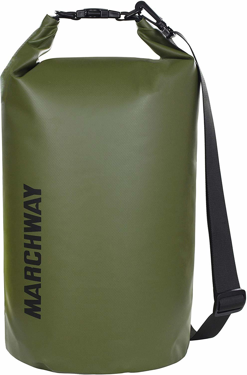 The Top 10 Dry Bag to Use to Keep Your Wet Clothes while Traveling 3
