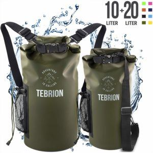 The Top 10 Dry Bag to Use to Keep Your Wet Clothes while Traveling 6