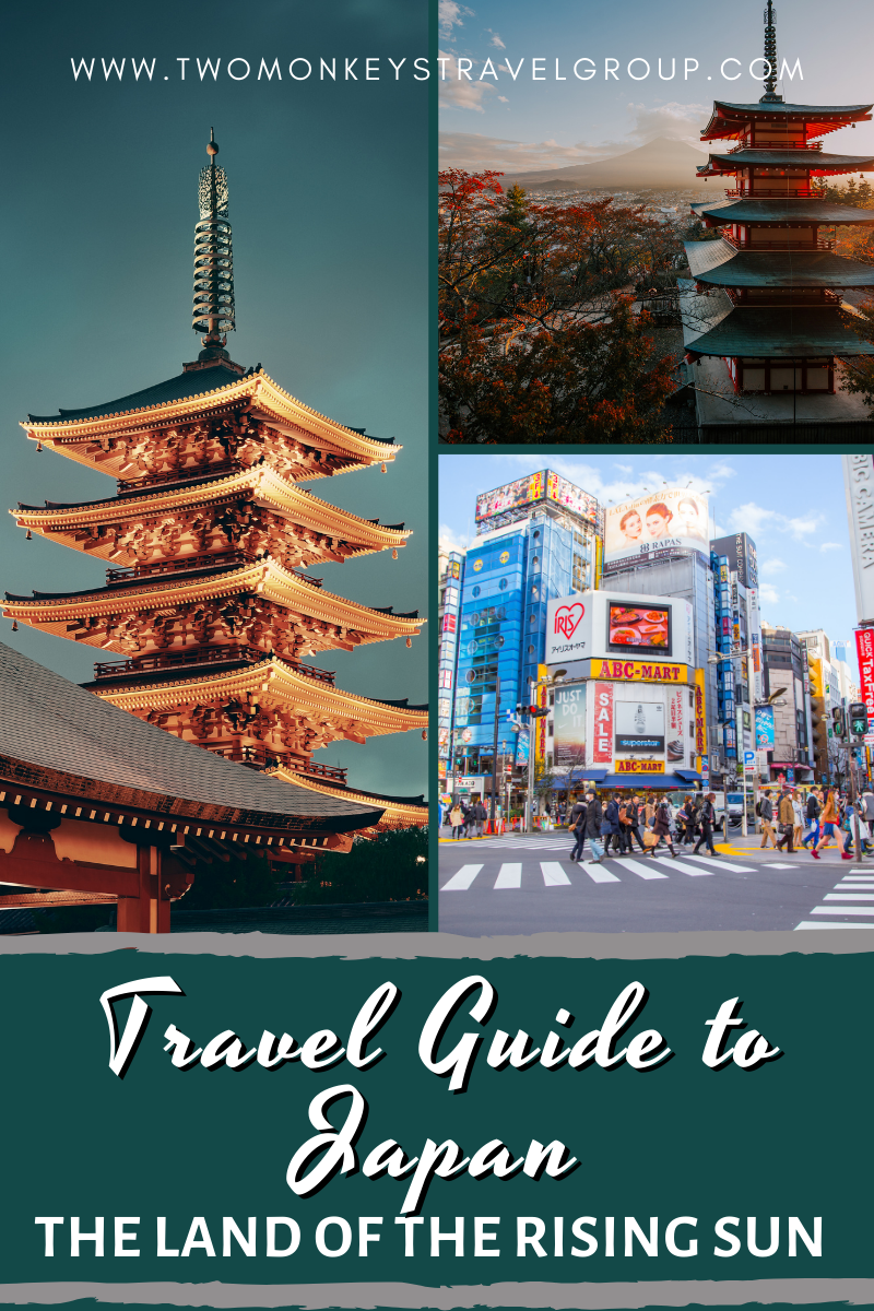 Travel Guide to Japan The Land of the Rising Sun