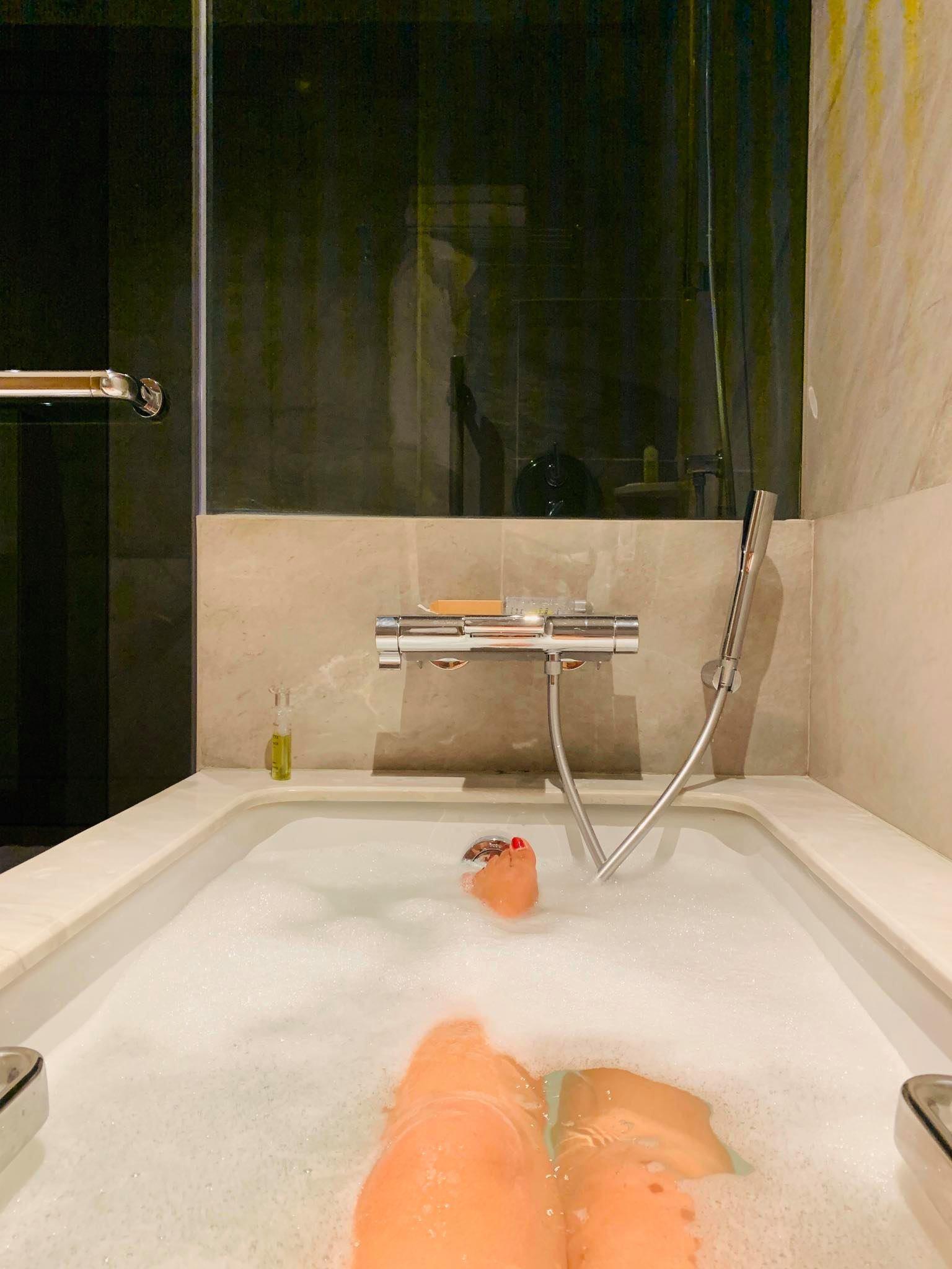 A Lavish Staycation at Hilton Manila Philippines