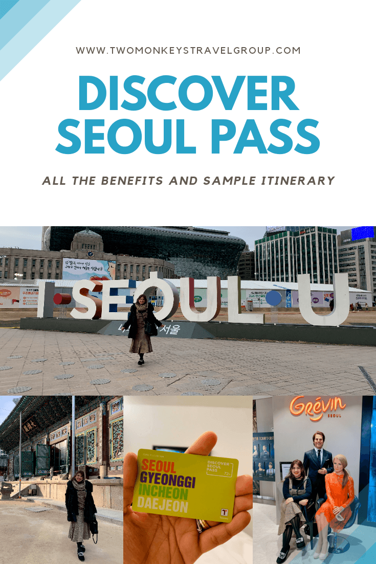 Discover Seoul Pass All the Benefits and Sample Itinerary