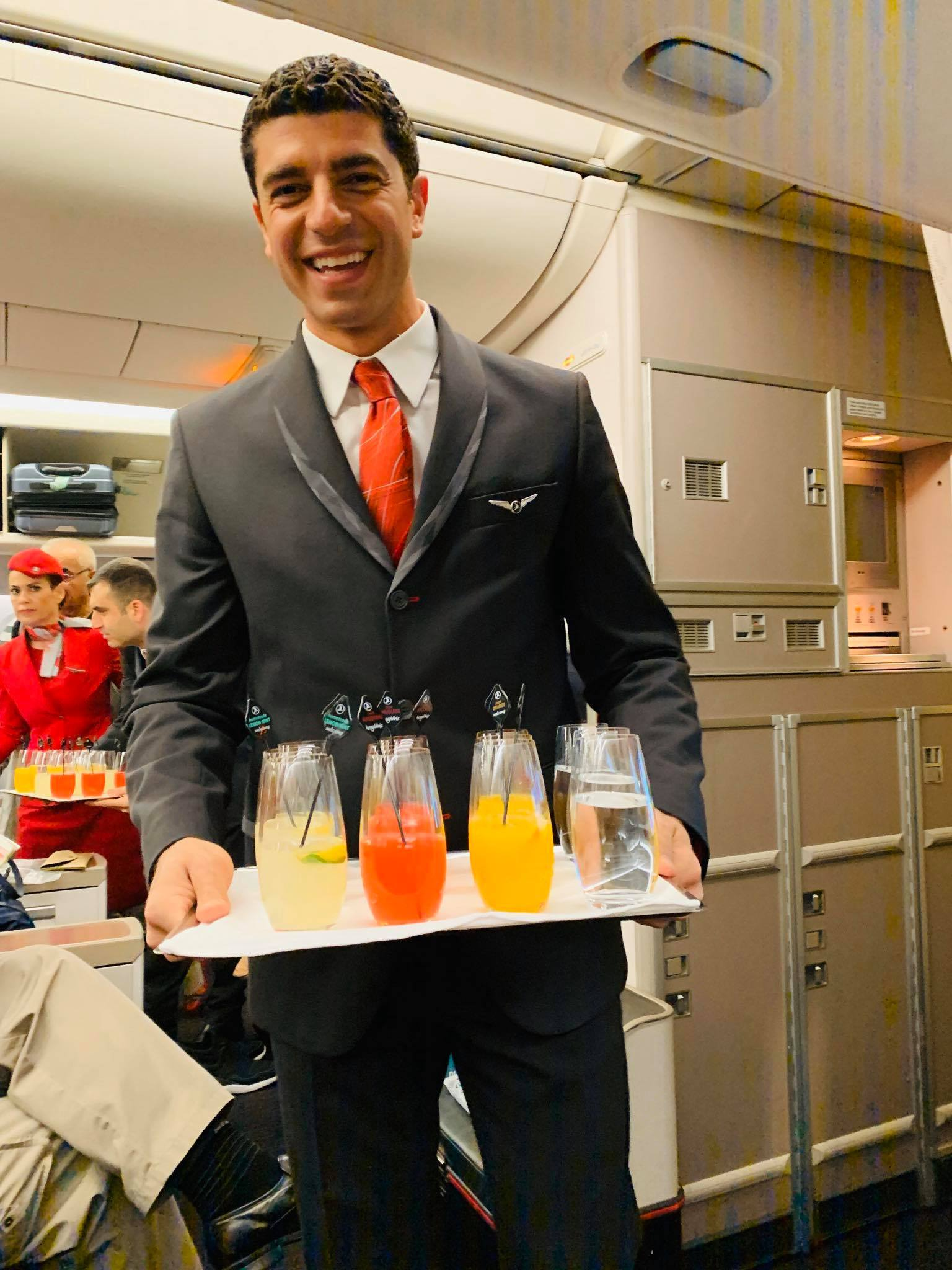 Flying Business Class from Montenegro to Philippines with Turkish Airlines13