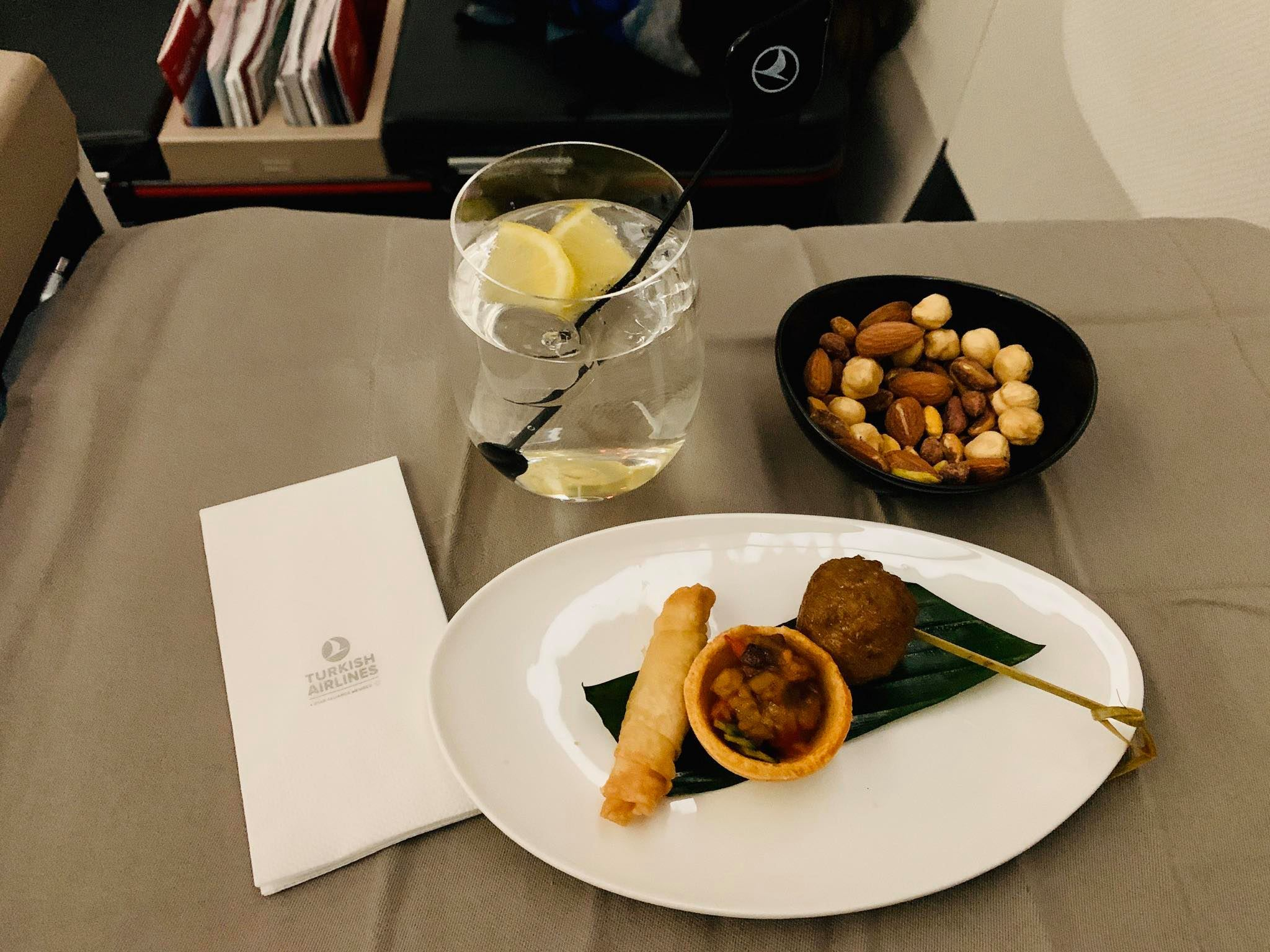 Flying Business Class from Montenegro to Philippines with Turkish Airlines15