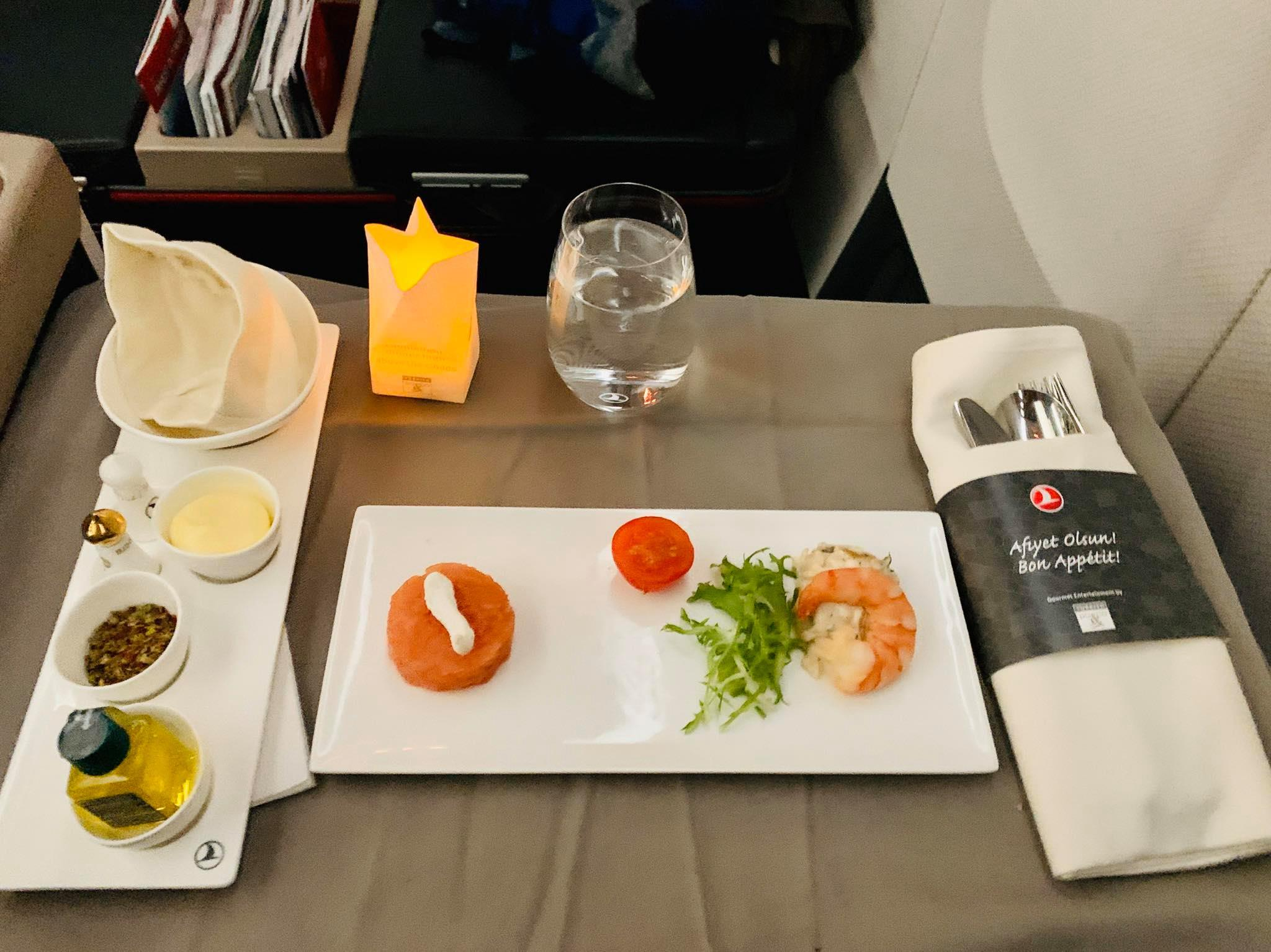 Flying Business Class from Montenegro to Philippines with Turkish Airlines16
