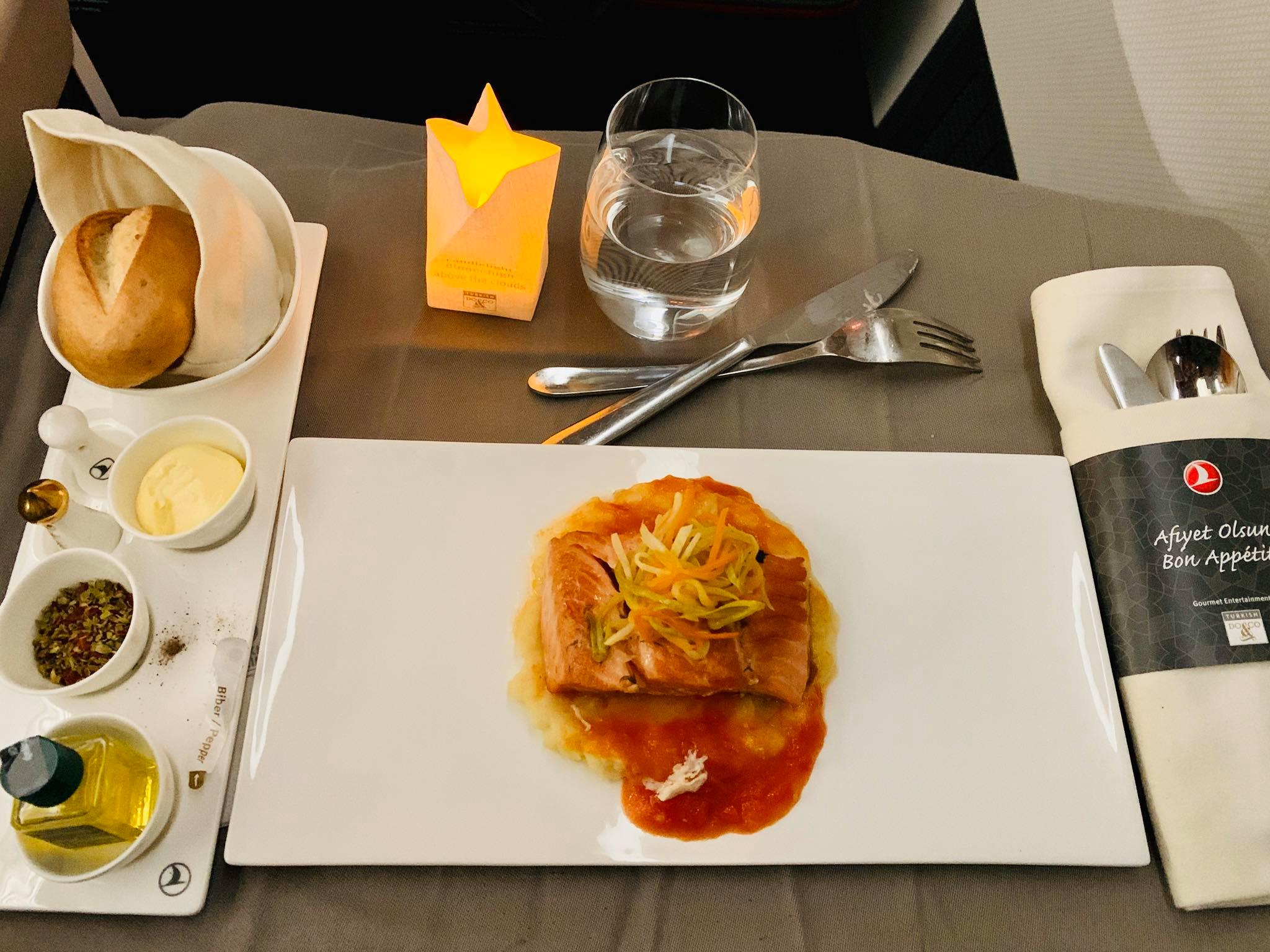 Flying Business Class from Montenegro to Philippines with Turkish Airlines17
