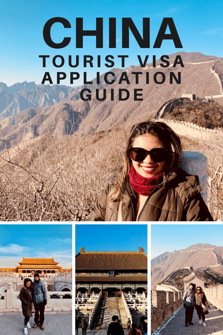 How to Apply For A China Tourist Visa with Your Philippines Passport