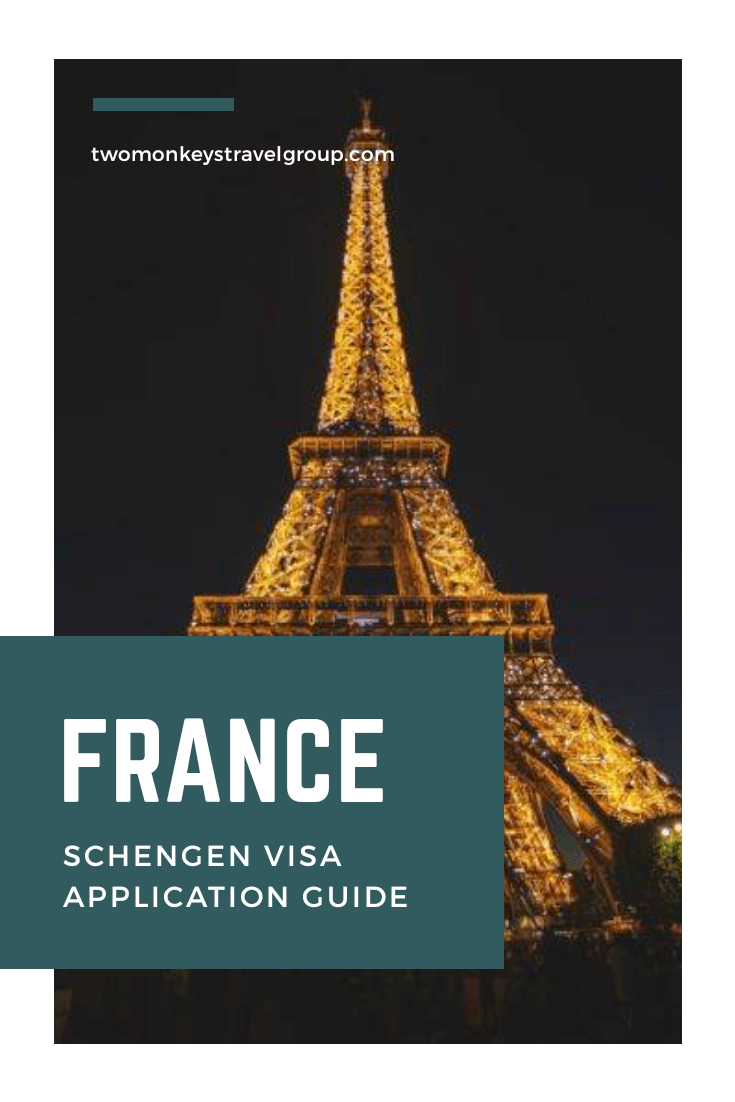 How to Apply For A France Schengen Visa with Your Philippines Passport