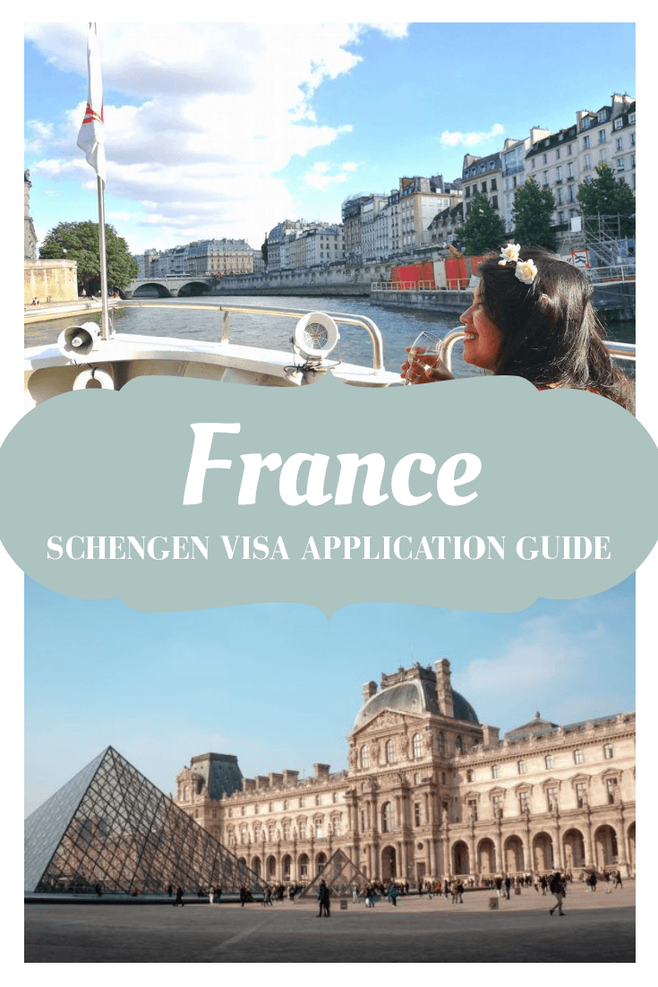 How to Apply For A France Schengen Visa with Your Philippines Passport1