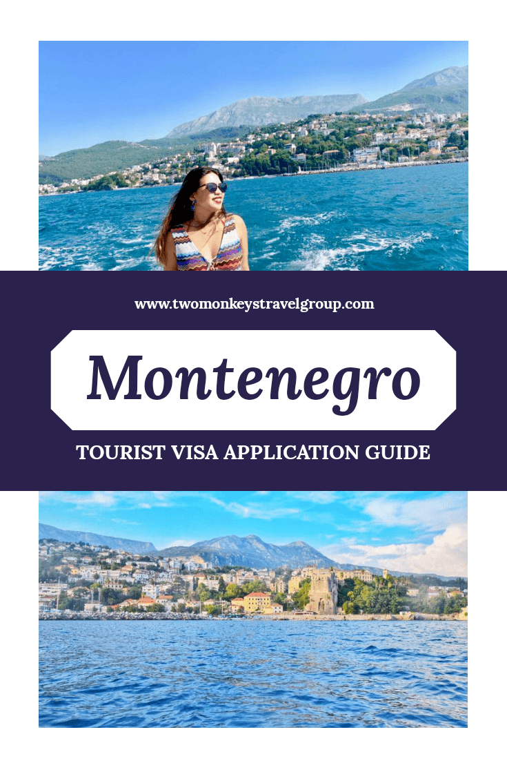 How to Apply For A Montenegro Tourist Visa with Your Philippines Passport