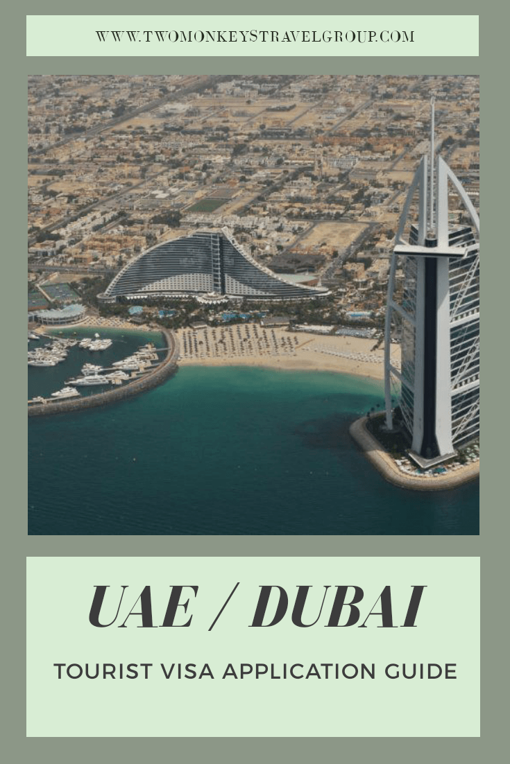 How to Apply For A UAEDubai Tourist Visa with Your Philippines Passport