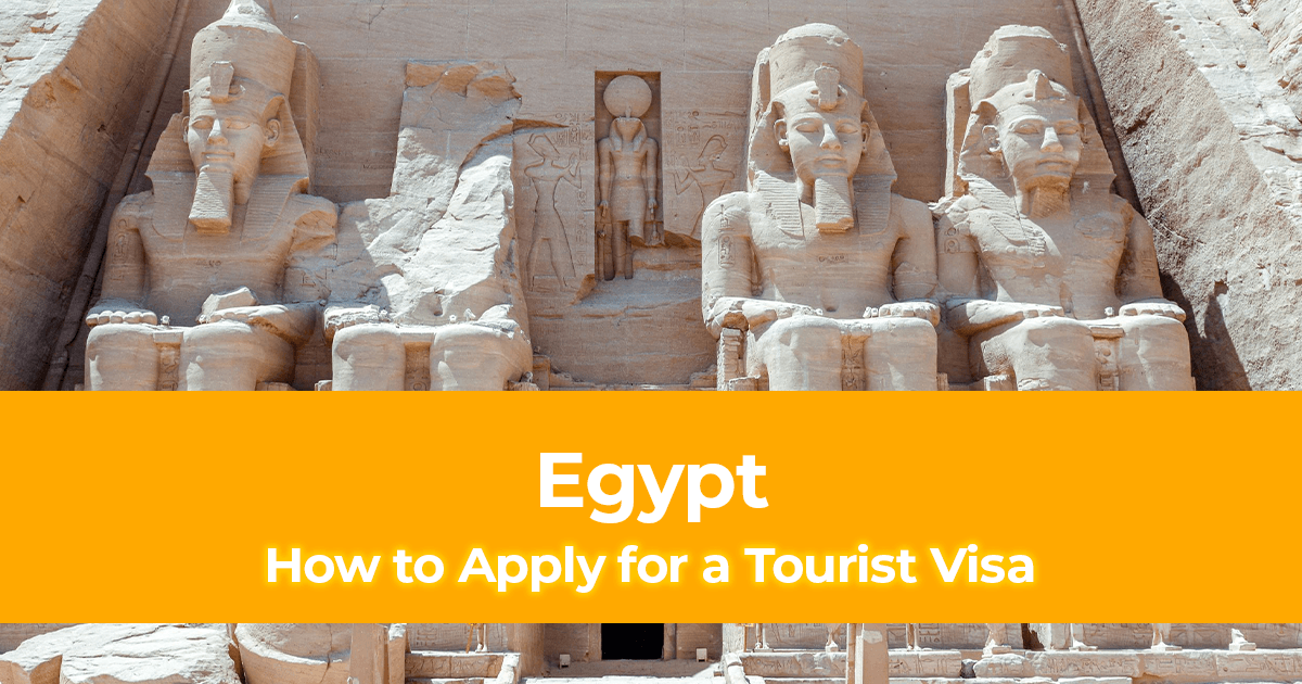 How To Apply For Egypt Tourist Visa For Filipinos