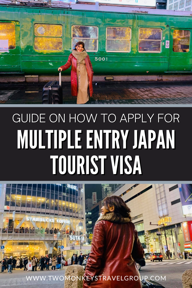 How to Apply For Multiple Entry Japan Tourist Visa for Filipinos
