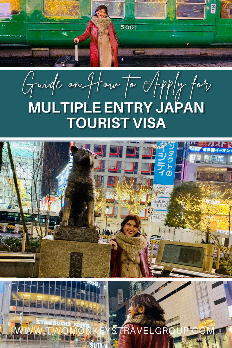 How to Apply For Multiple Entry Japan Tourist Visa for Filipinos2