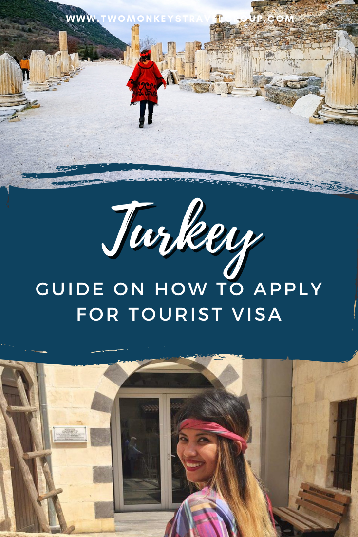 How to Apply For Turkey Tourist Visa for Filipinos1