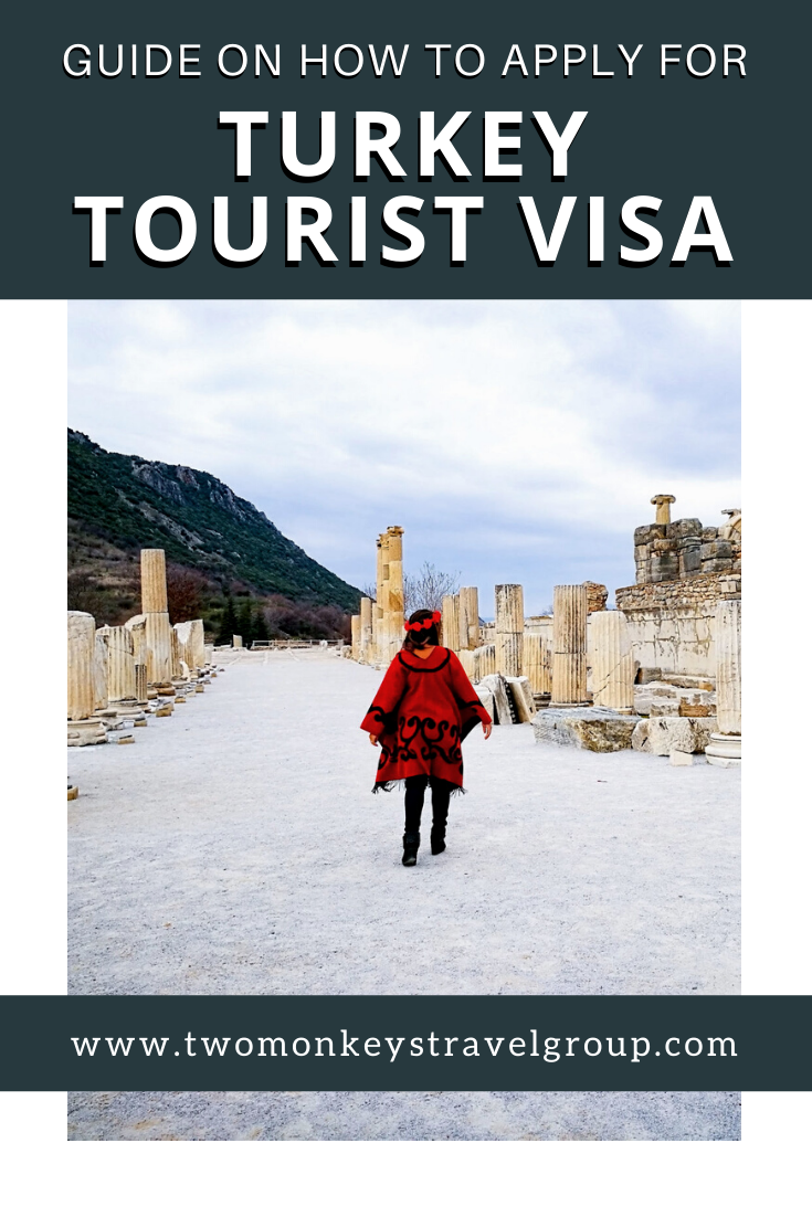How to Apply For Turkey Tourist Visa for Filipinos2