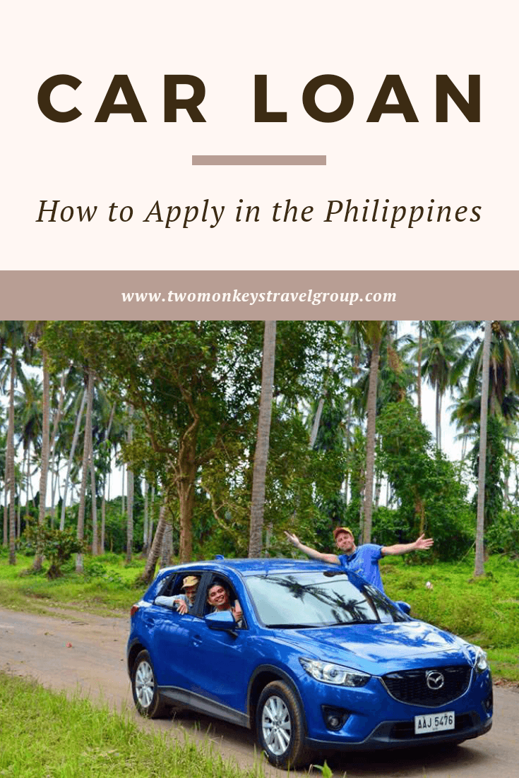 How to Apply for a Car Loan in the Philippines
