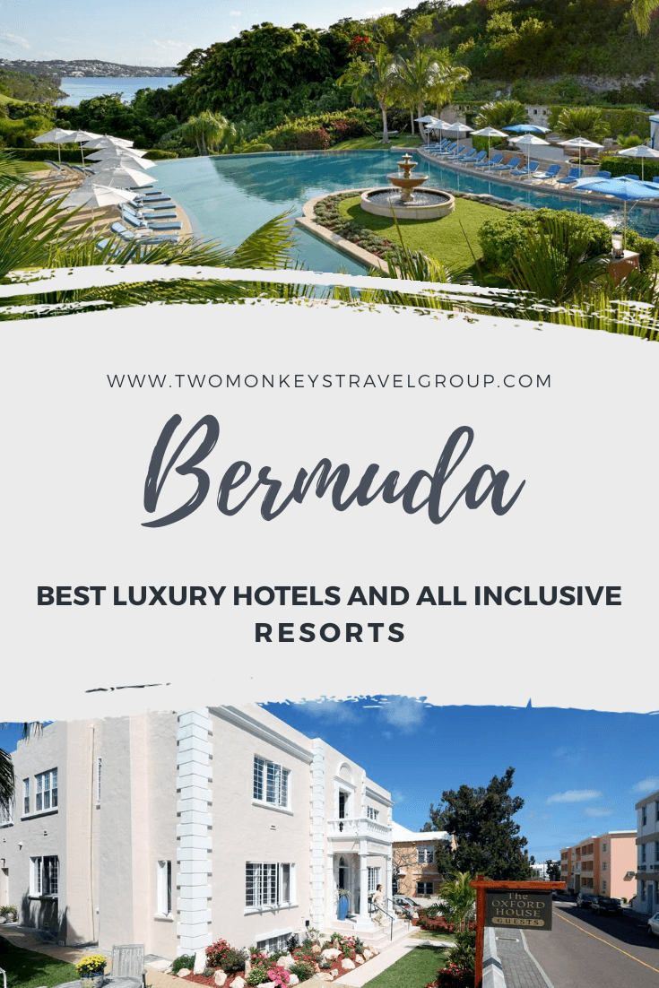 List of Best Luxury Hotels and All Inclusive Resorts in Bermuda