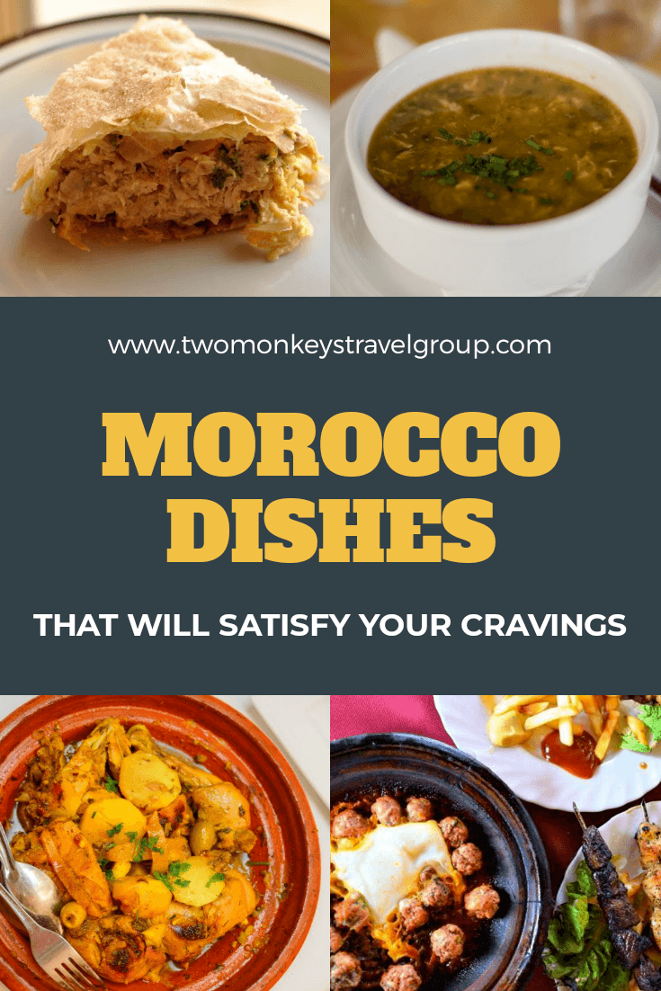 Moroccan Food 11 Morocco Dishes to Satisfy Your Cravings