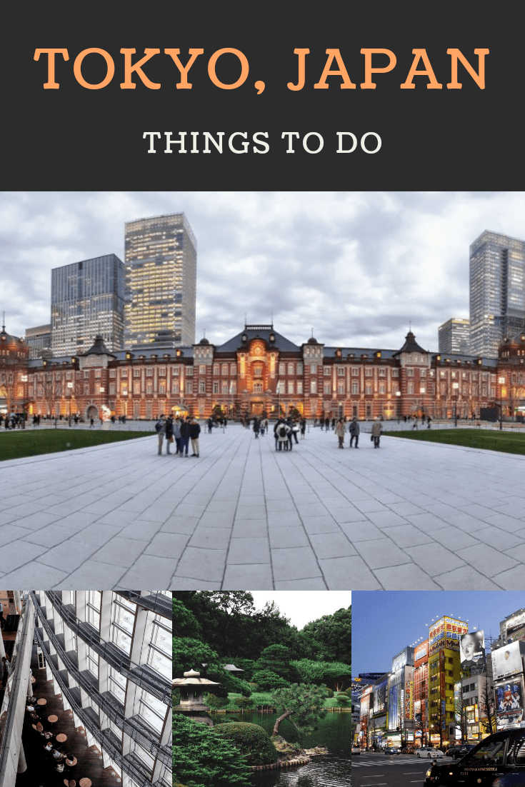 My 3 Day Tokyo, Japan Itinerary The Best Things to Do on a Weekend Trip!1