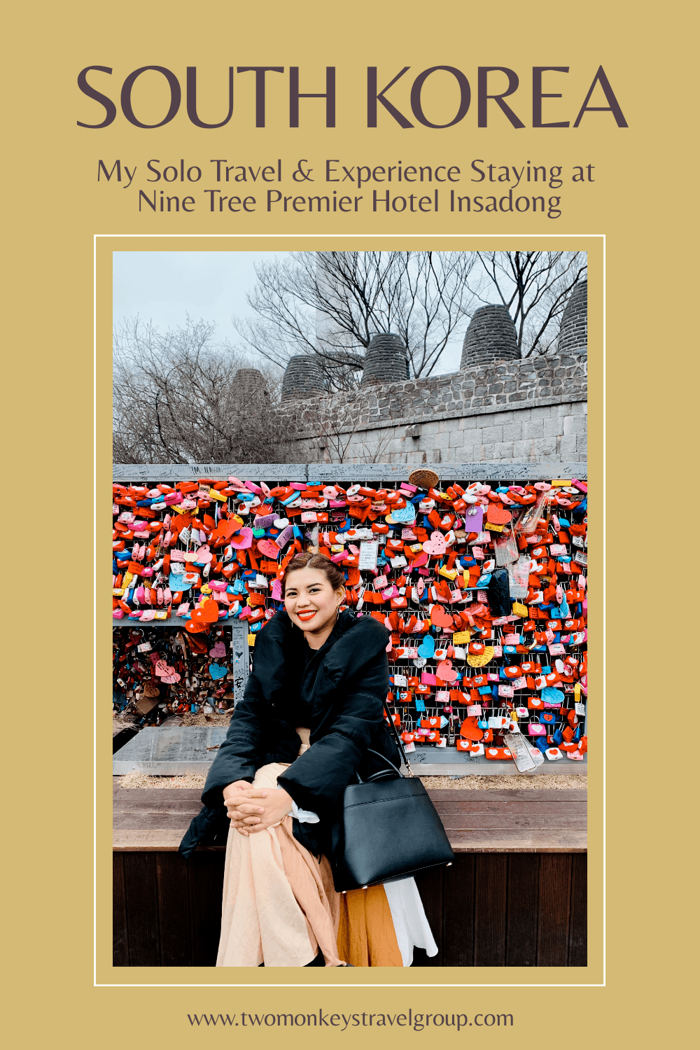 My Solo Travel and Experience Staying at Nine Tree Premier Hotel Insadong in Seoul, South Korea