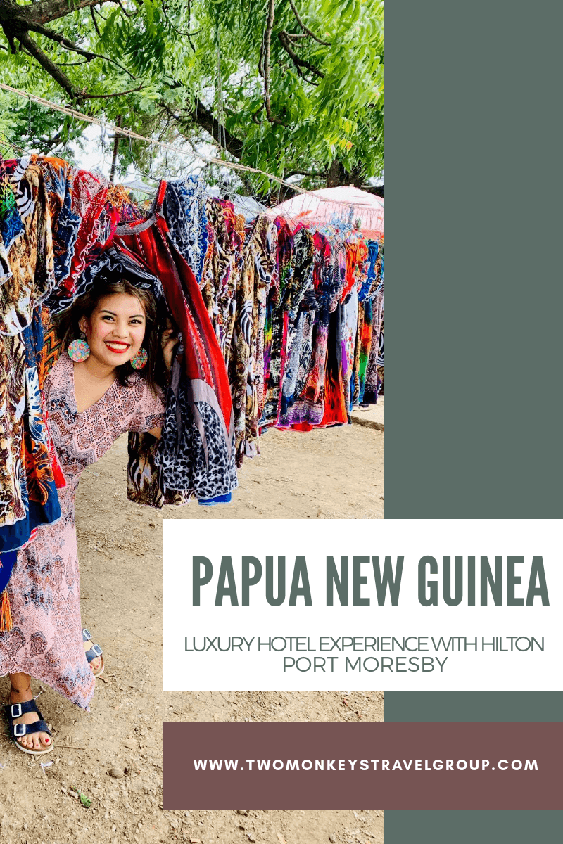 My Solo Trip to Papua New Guinea – Luxury Hotel Experience with Hilton Port Moresby