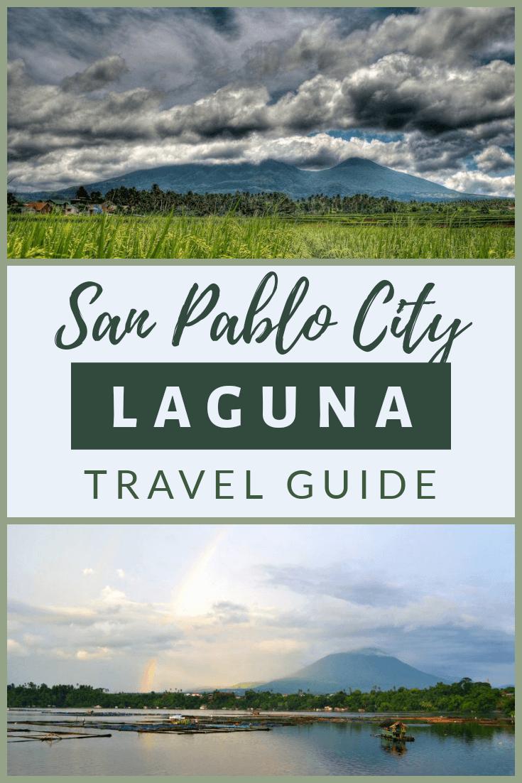 Travel Guide to San Pablo City, Laguna Explore the City of Seven Lakes