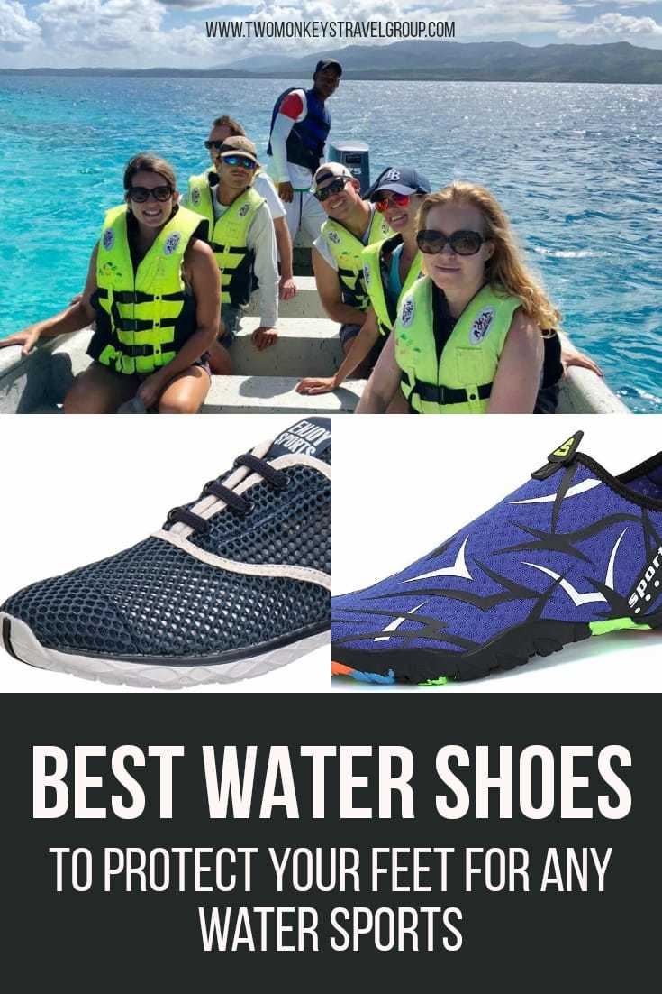 10 Best Water Shoes to Protect Your Feet for any Water Sports