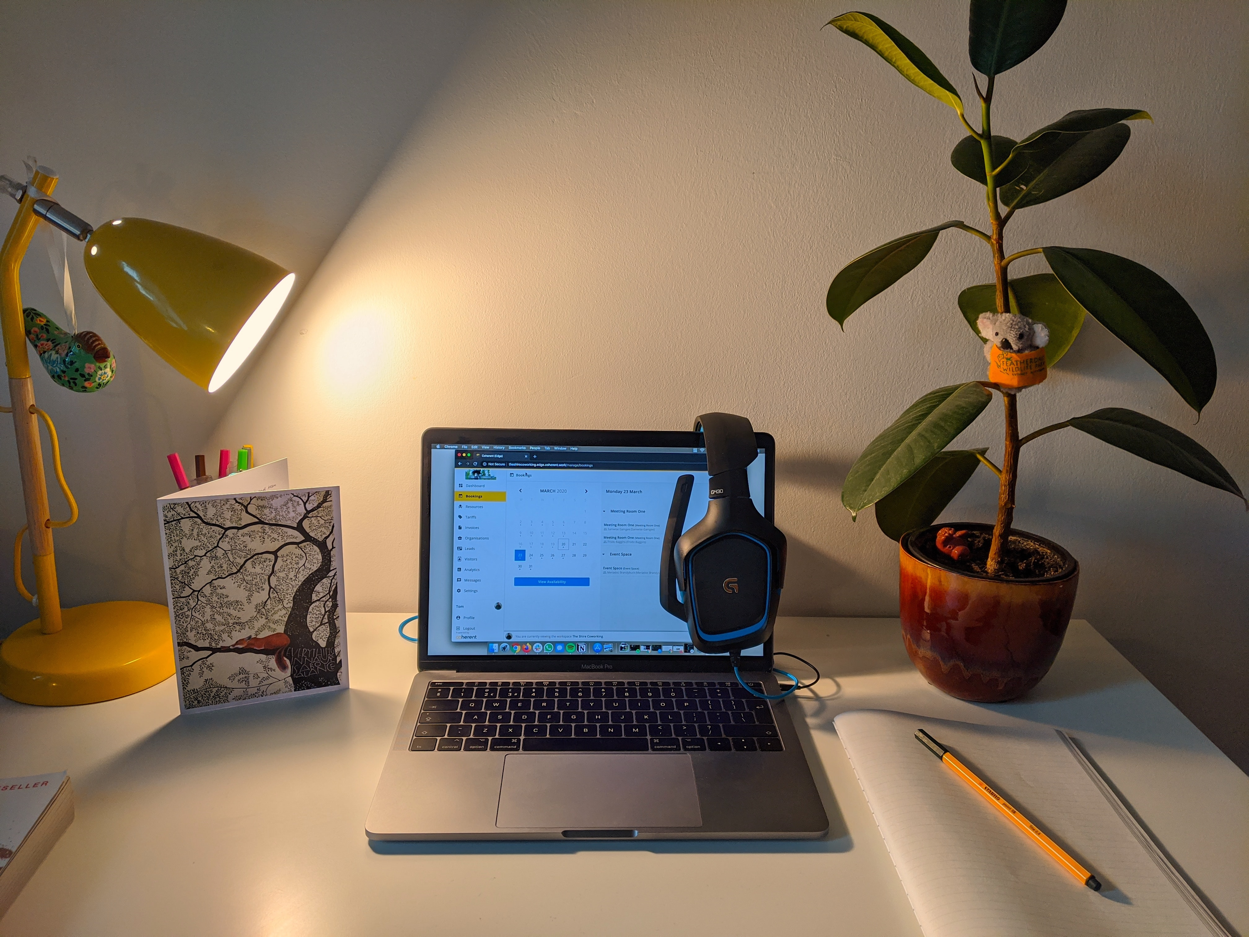 11 Work From Home Essentials for your Home Officea