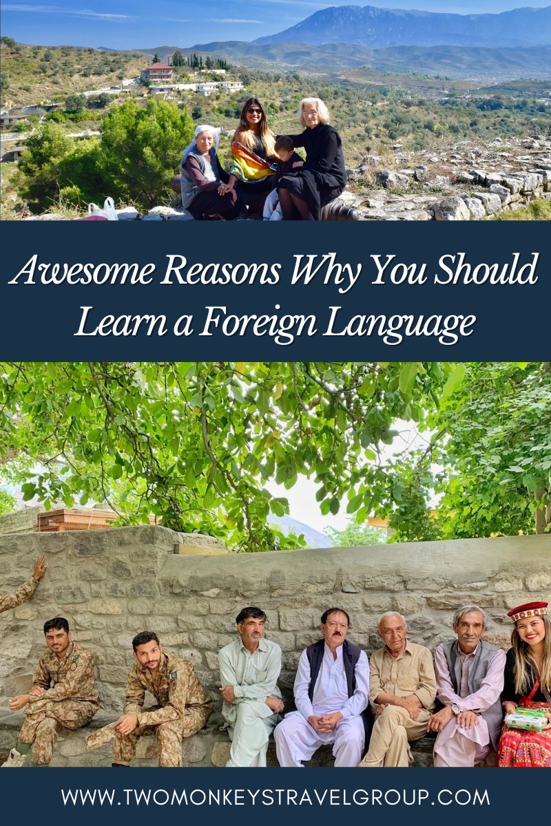 7 Awesome Reasons Why You Should Learn a Foreign Language