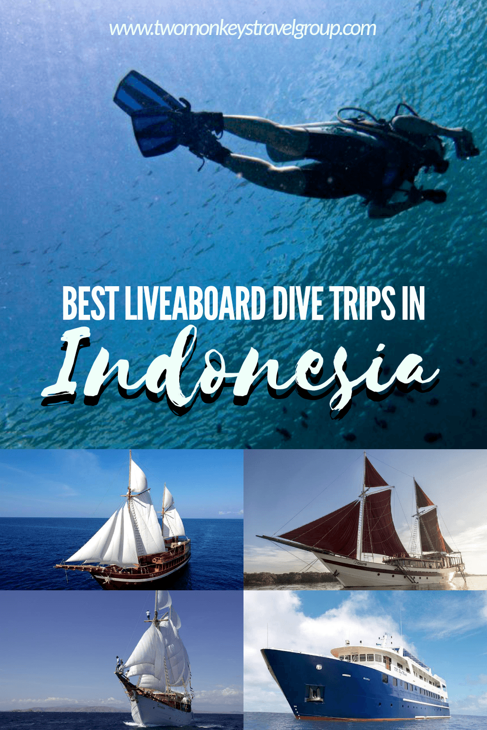 9 Best Liveaboard Dive Trips in Indonesia [From Budget to Luxury Boats]