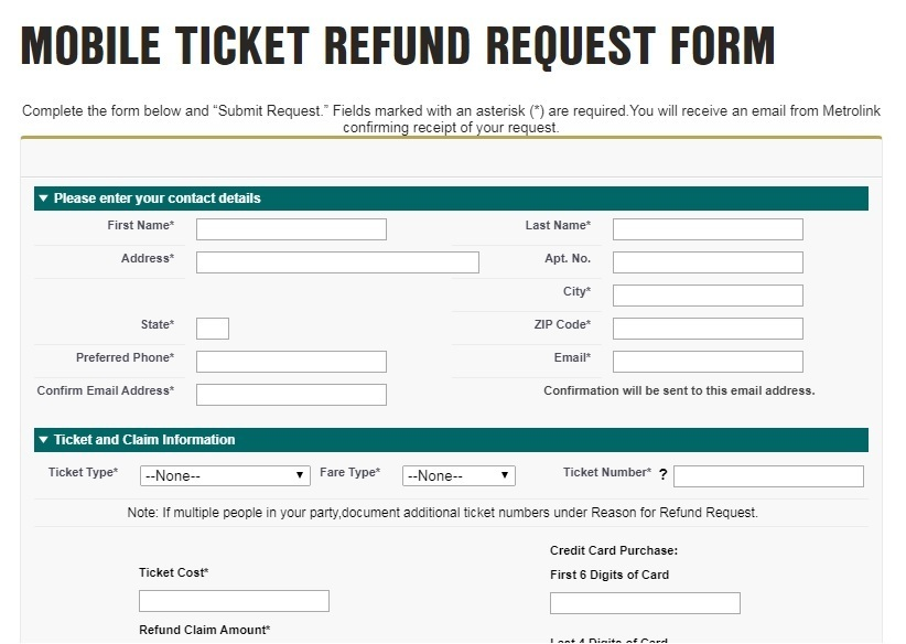 BNFS Railway Guide on Tickets and Getting a Refund