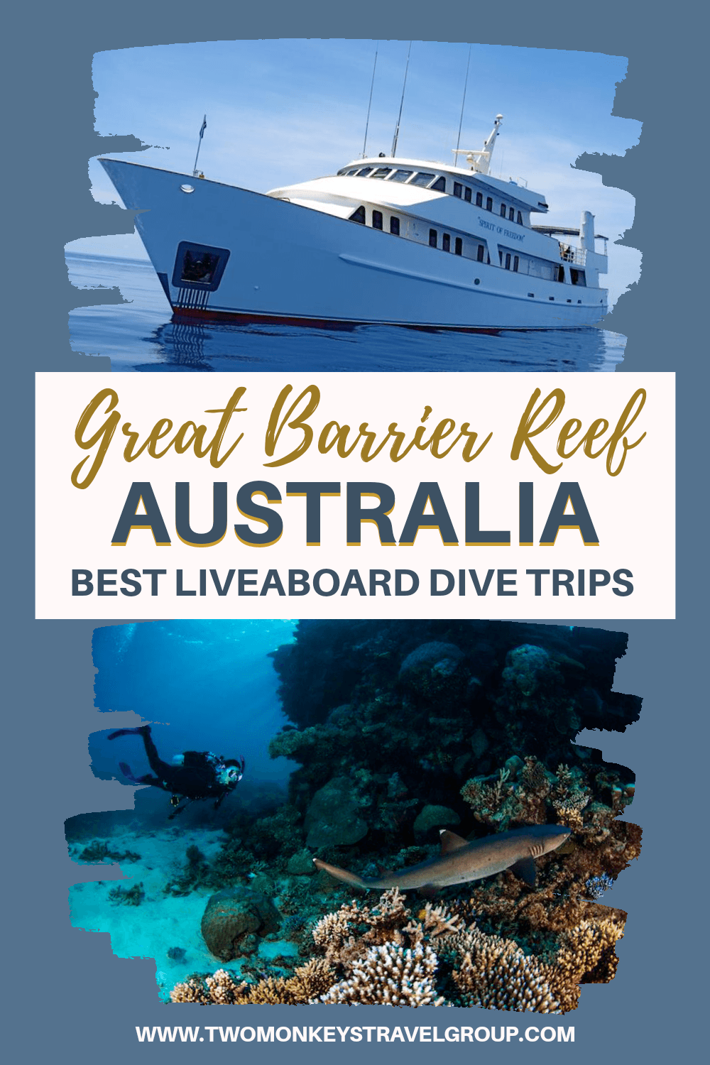 Best Liveaboard Dive Trips at the Great Barrier Reef in Australia