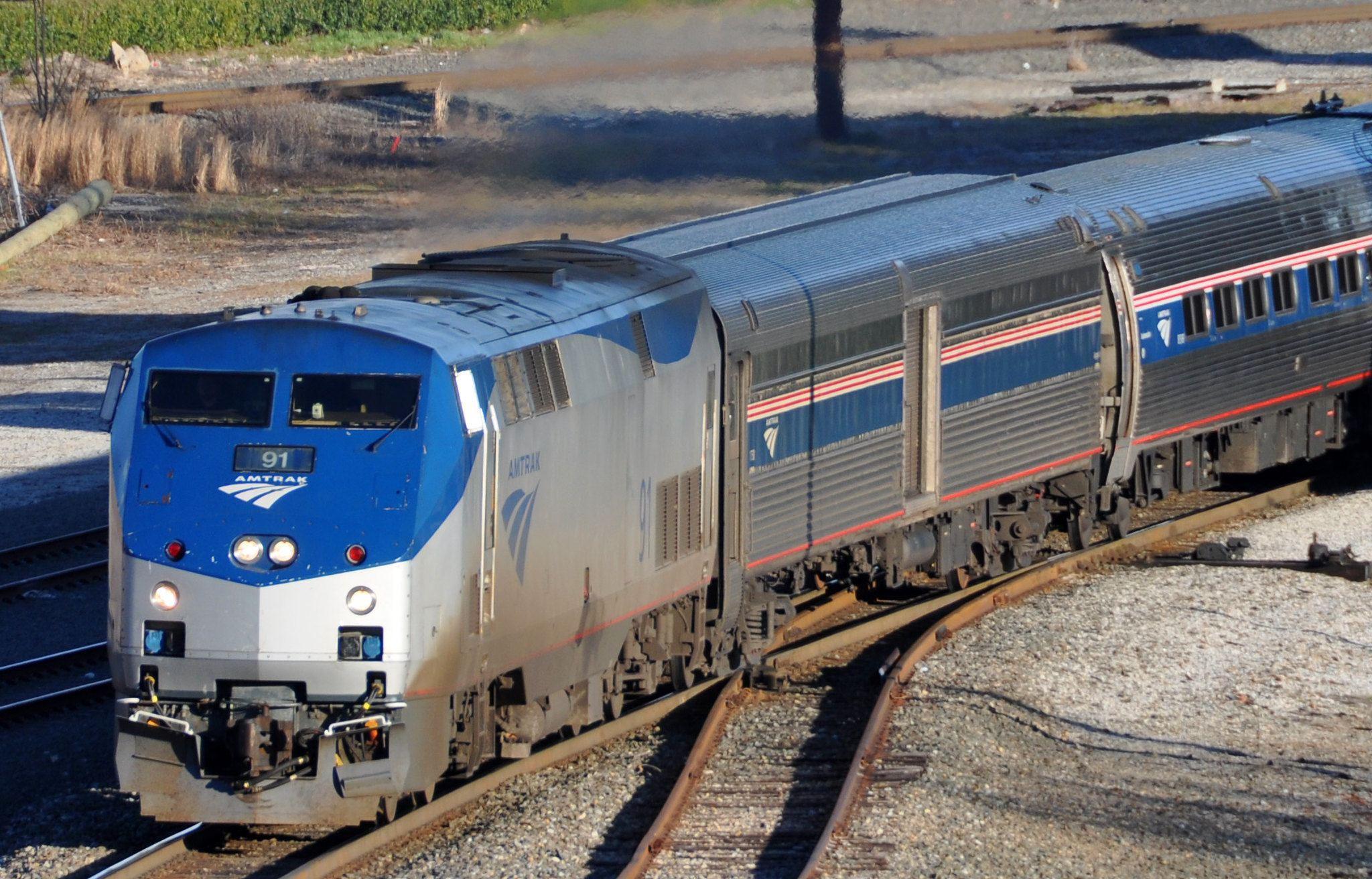 Cancellation Policy of Amtrak Train