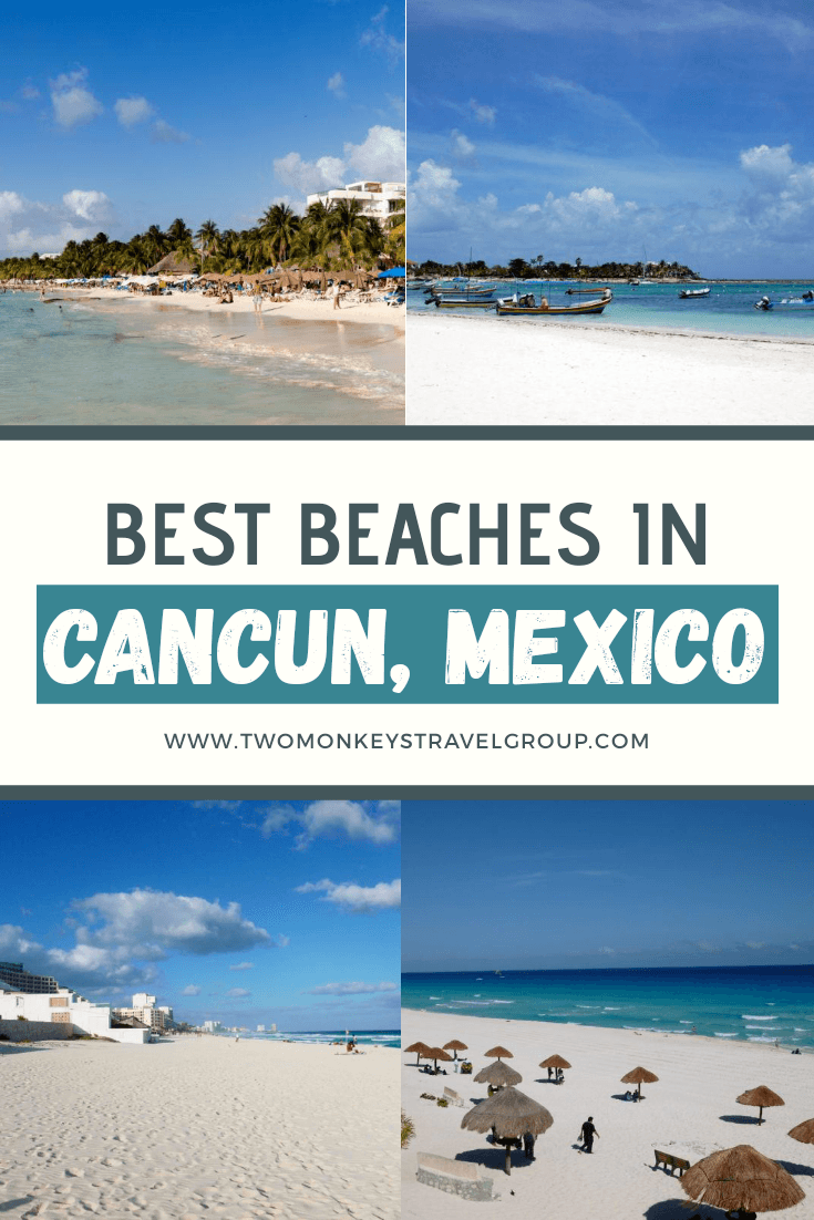 Cancun Travel Guide The Best Beaches in Cancun, Mexico