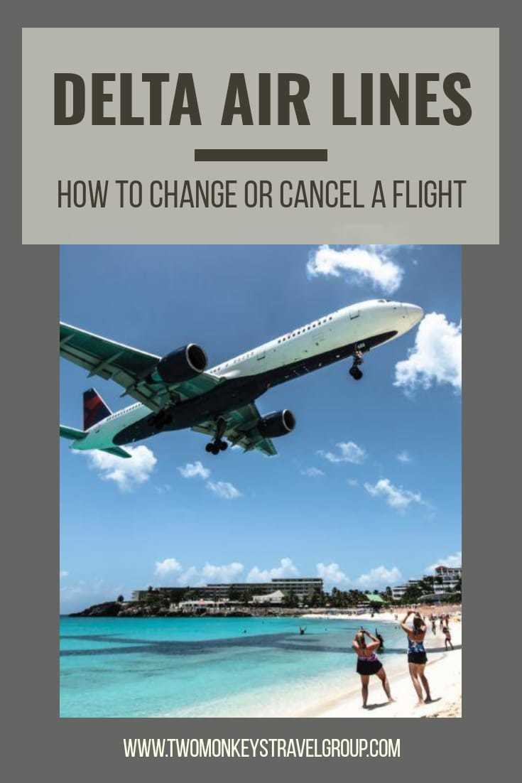 Guide on How to Change Flights or Get Refunds on Delta Air Lines