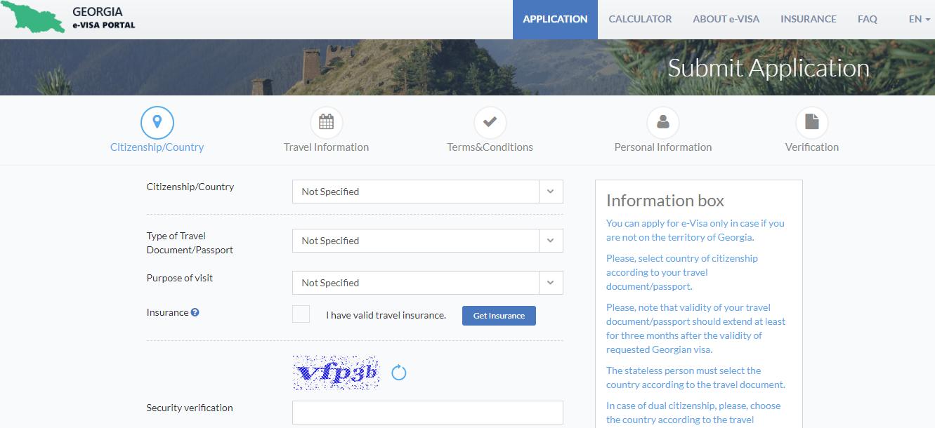 How To Get A Georgia E Visa With Your Philippines Passport [Tourist Visa Guide For Georgia]