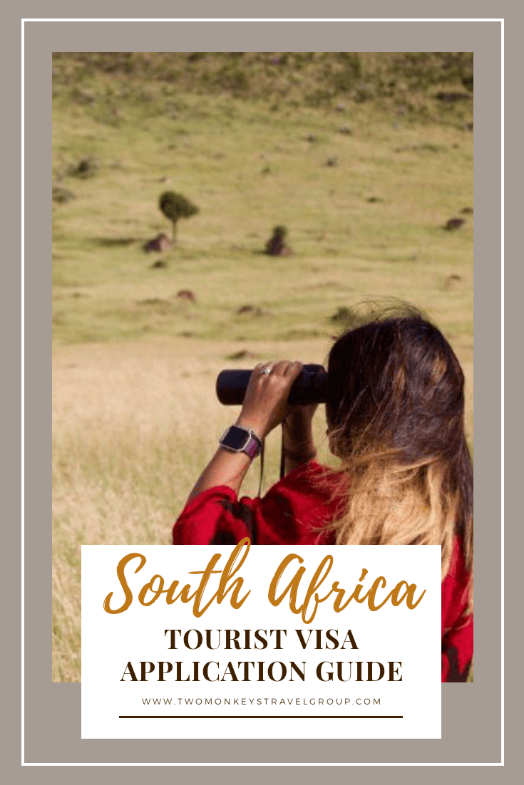 How to Apply For A South Africa Tourist Visa with Your Philippines Passport