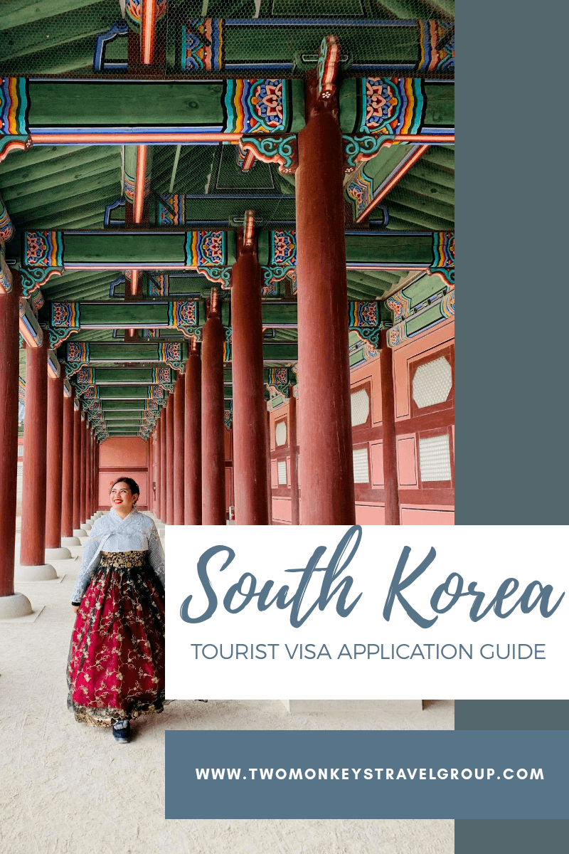 How to Apply For A South Korea Tourist Visa with Your Philippines Passport1