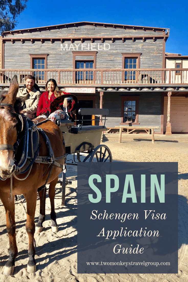 How to Apply For A Spain Schengen Visa with Your Philippines Passport