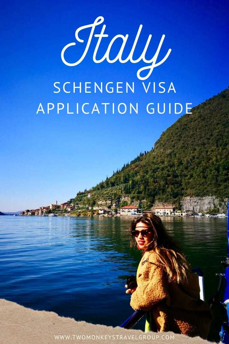 How to Apply For An Italy Schengen Visa with Your Philippines Passport