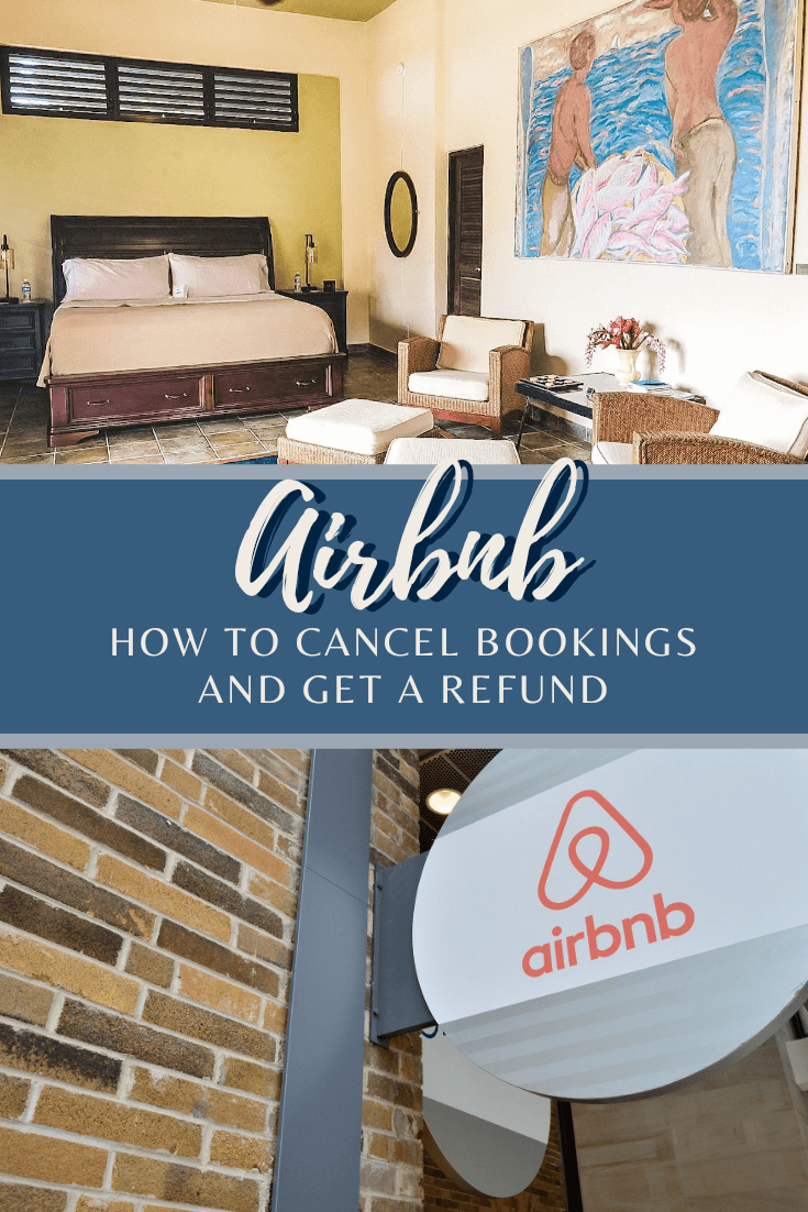 How to Cancel Bookings and Get a Refund on Airbnb