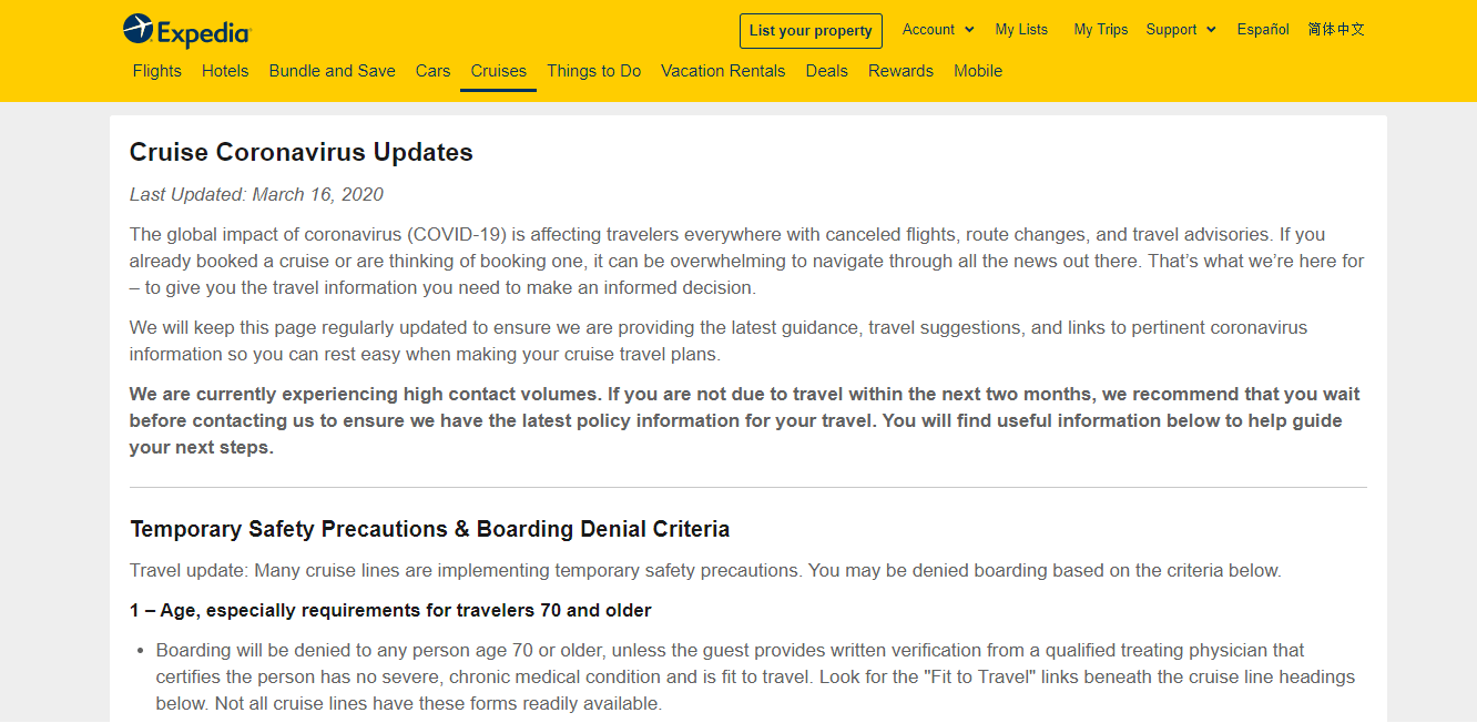 How to Cancel Flights and Hotel Bookings on Expedia